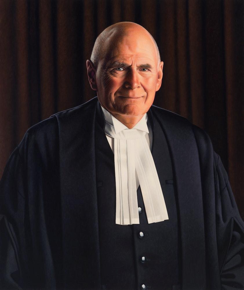 Chief Justice Richard Scott
