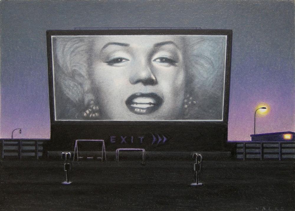 Marilyn (Gray)