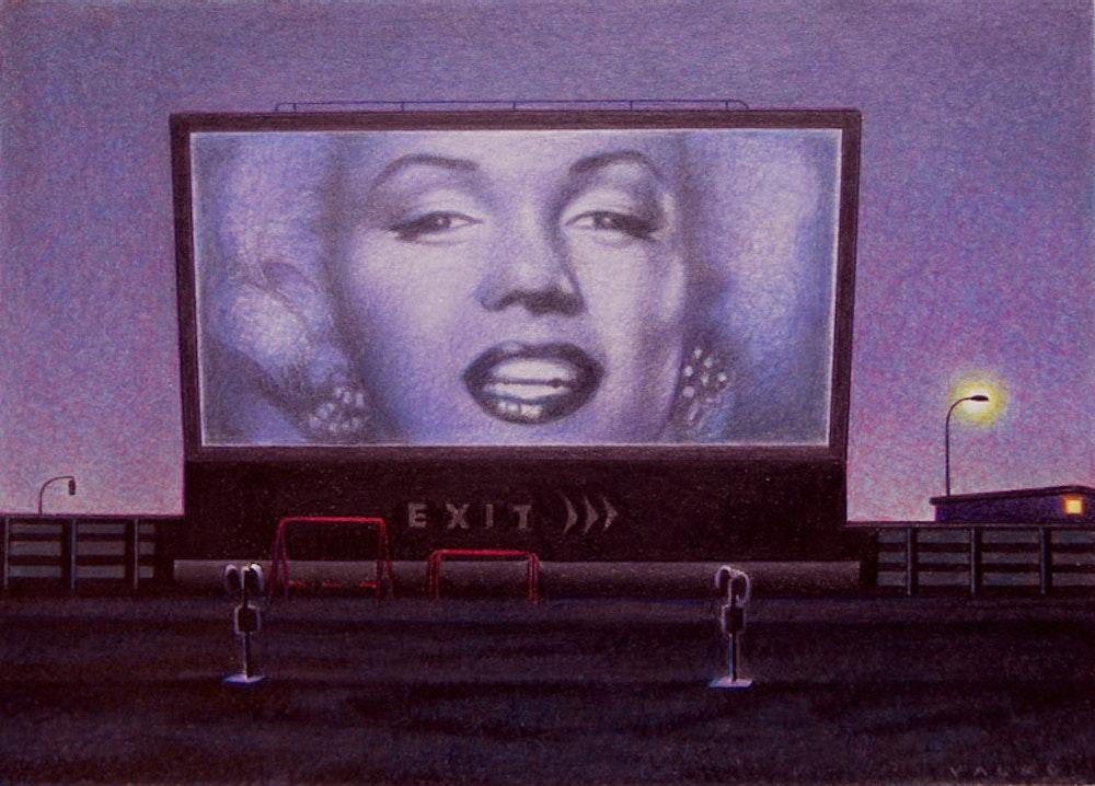 Marilyn (Purple)