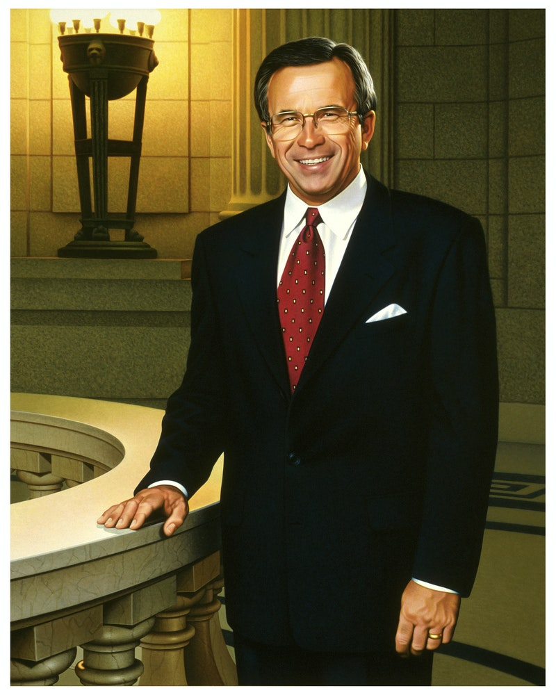 Premier Gary Filmon