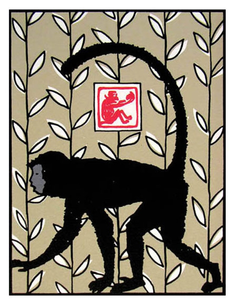 Year of the Monkey 2