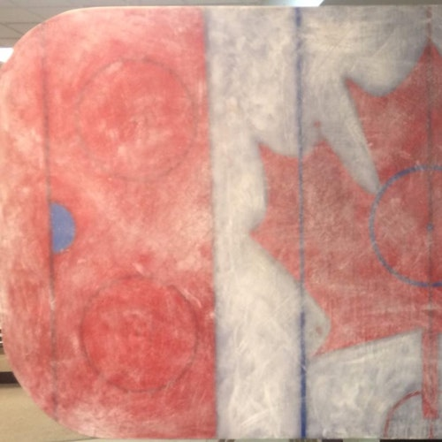 Hockey Flag