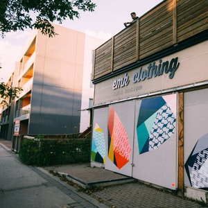 Wall-to-Wall Mural Festival | Winnipeg Collection Image
