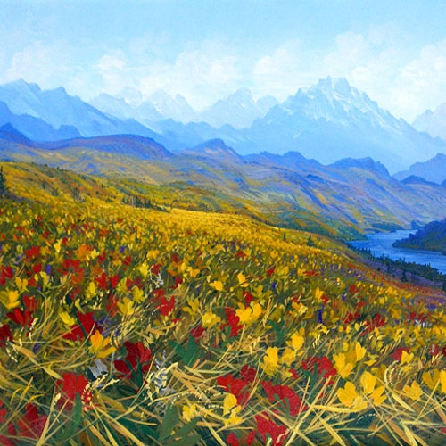 Rocky Mountain Colours