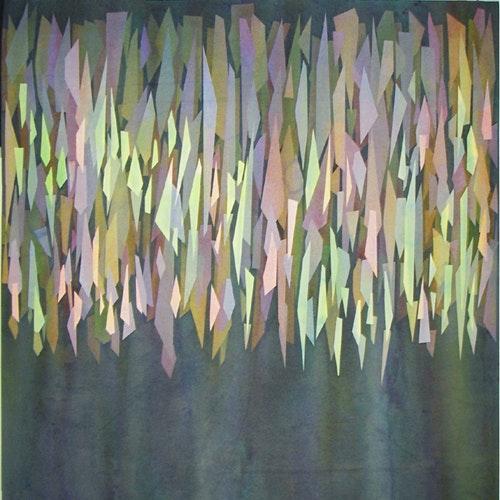 Lights Over a Lake, Circa 1386