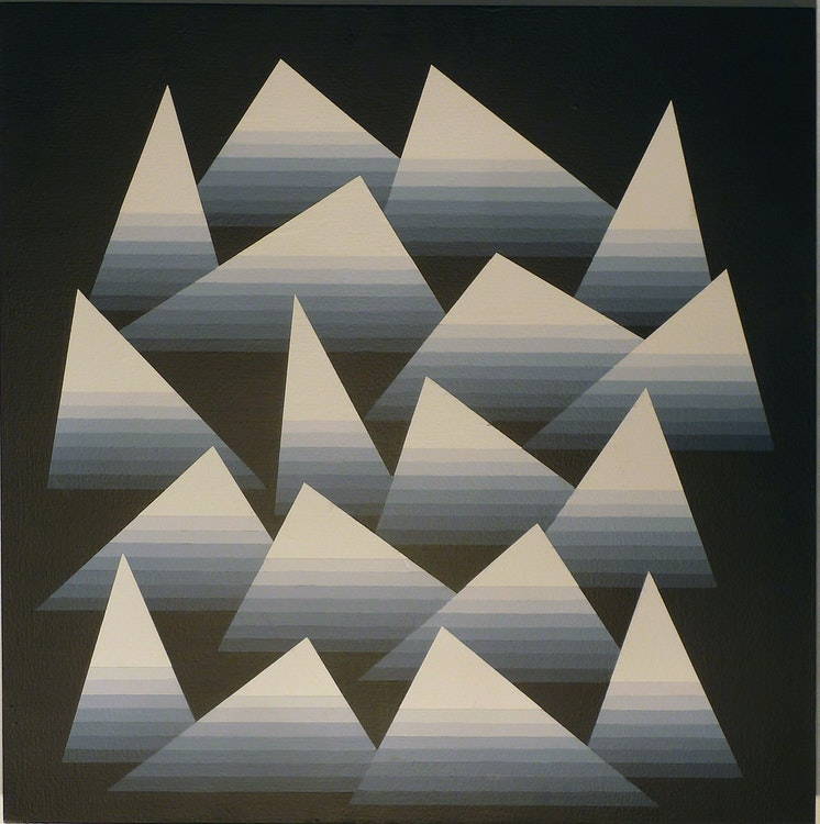 Triangle Inlet