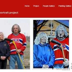 Canadiens Gothic