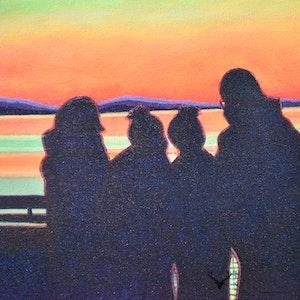 A Sunset Between Us