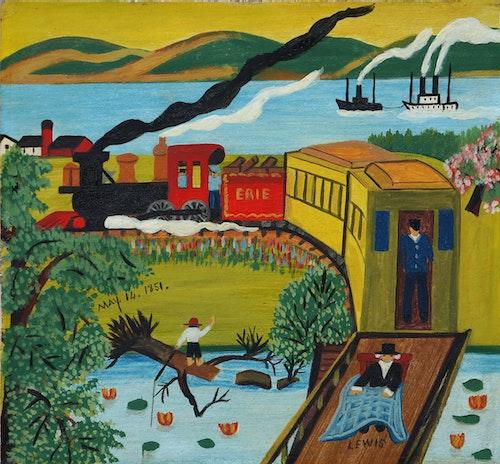 New York and Erie Railway