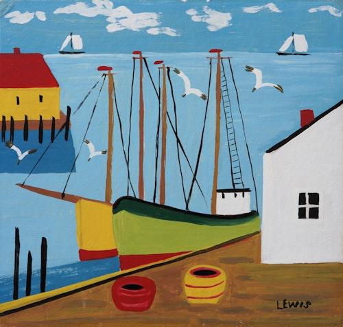 Boats and Barrels