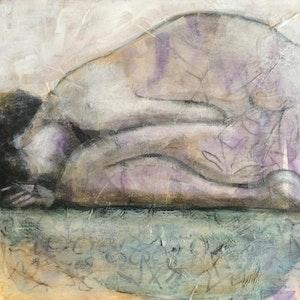 Yoga Series: Resting Pose