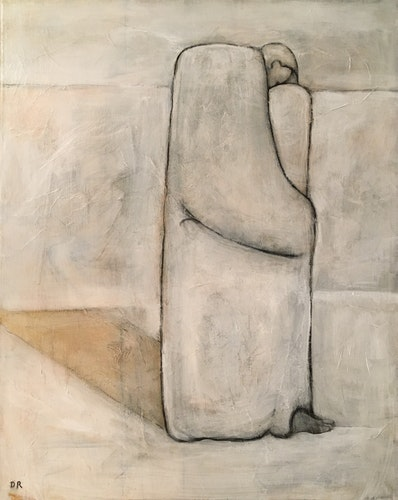 Sacred Series: Inward Looking - She
