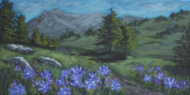 Dakota Ridge in Spring