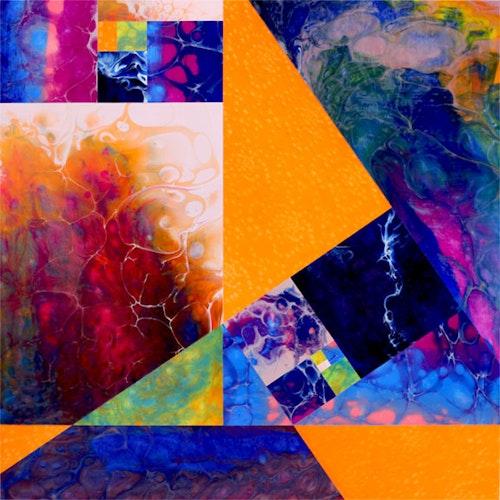 2017 -> 2018 Fluid Dynamic Mosaics