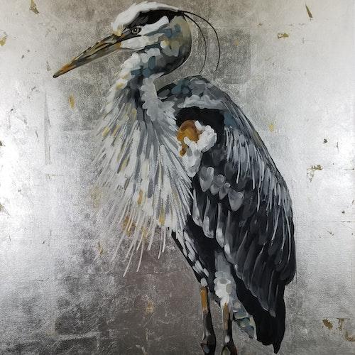 First Light - Heron