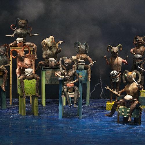 The Phocomelia Drum Band