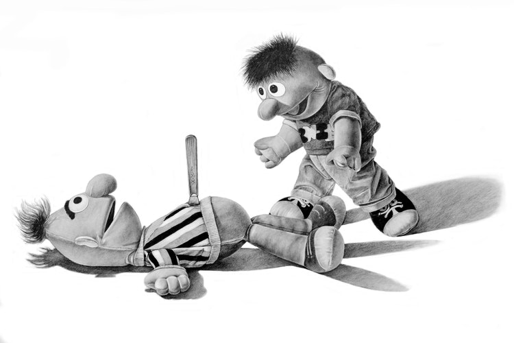 Failed Relationships (Ernie and Bert)