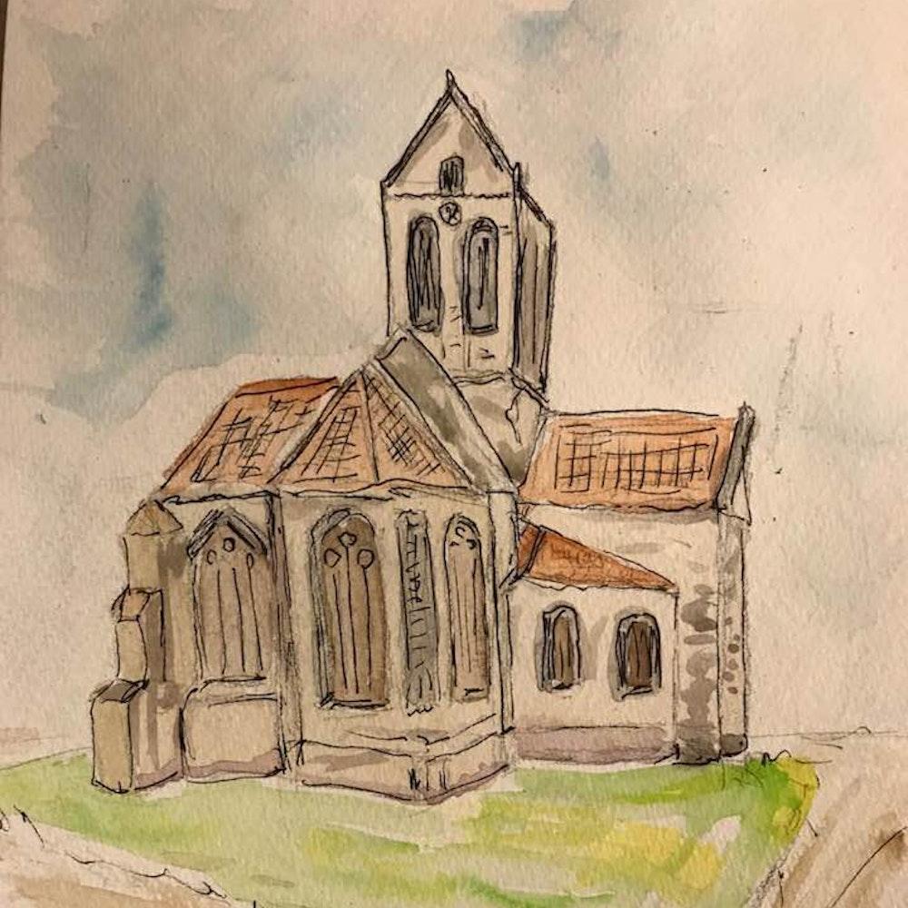 Church at Auver