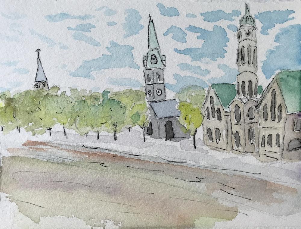 churches of fredericksburg