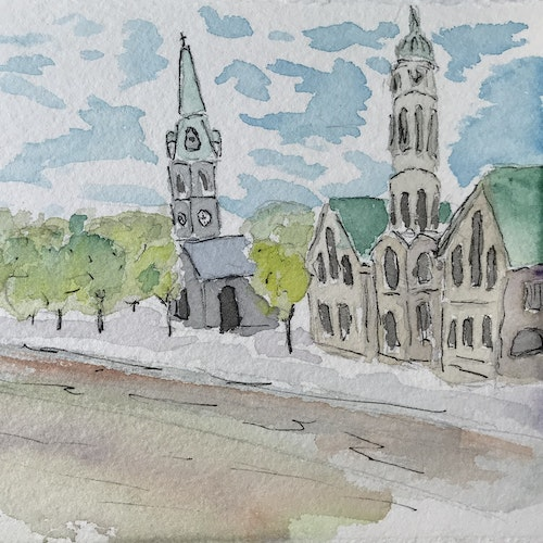 churches of fredericksburg