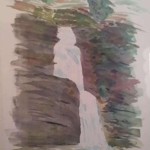 Danbury Falls