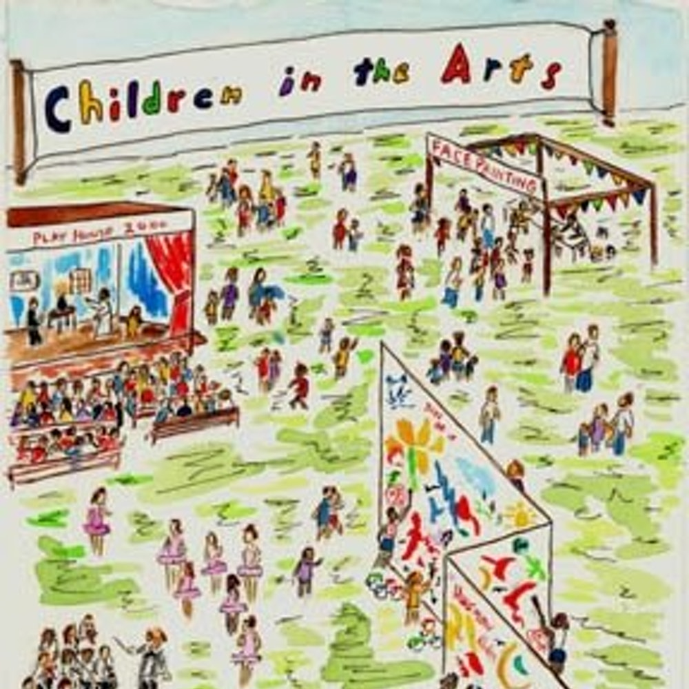 children in the arts