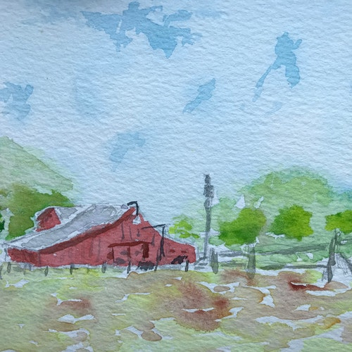 the barn in the catskills