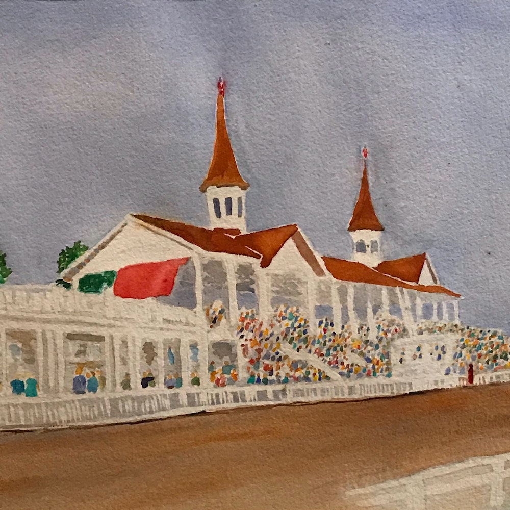 Churchill Downs first saturday in may