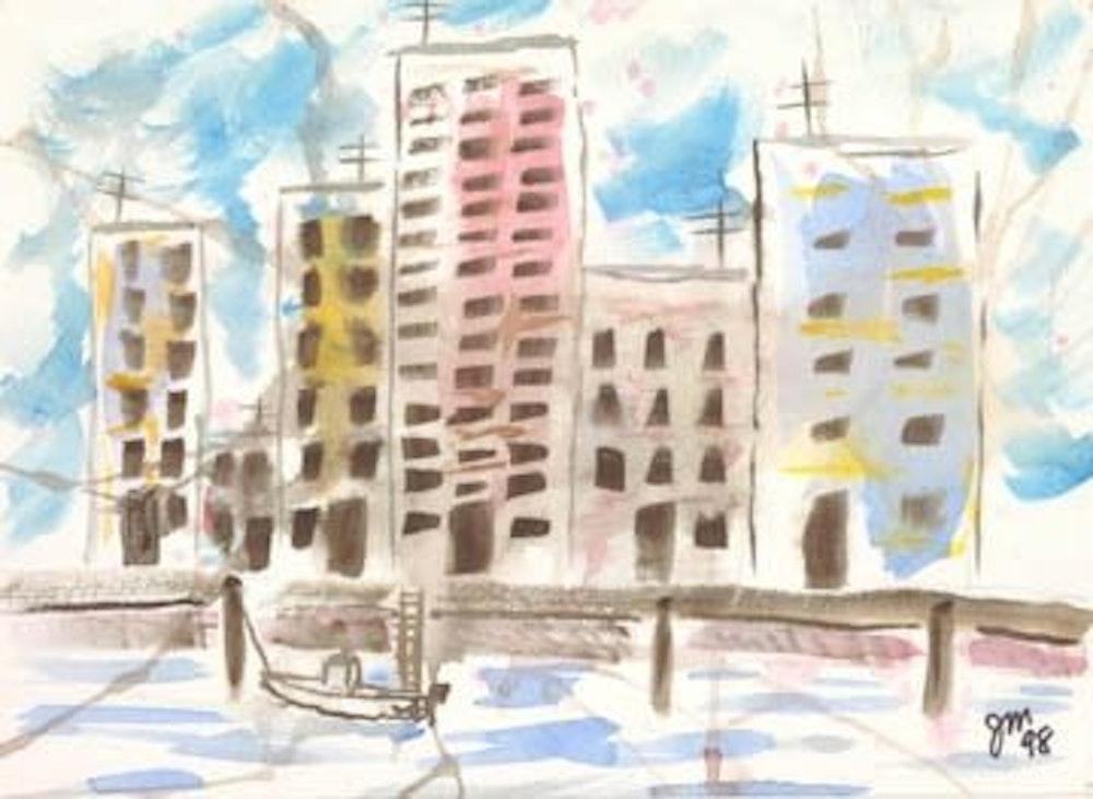 impression of baltimore